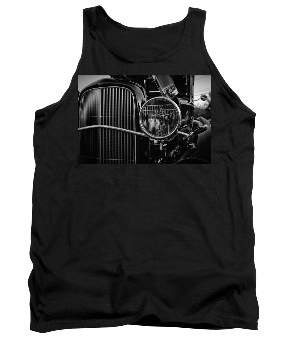 Classic Tank Top featuring the photograph Classic American Ford Coupe by Ian Arsenault