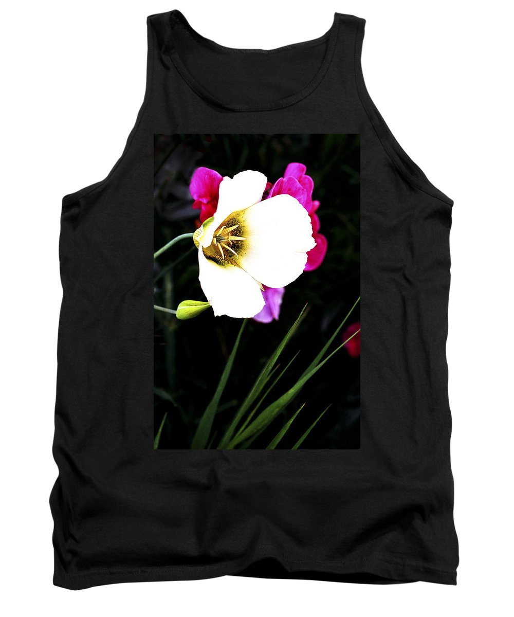 Wildflower Tank Top featuring the photograph Colorado Wildflower1 by Marilyn Hunt