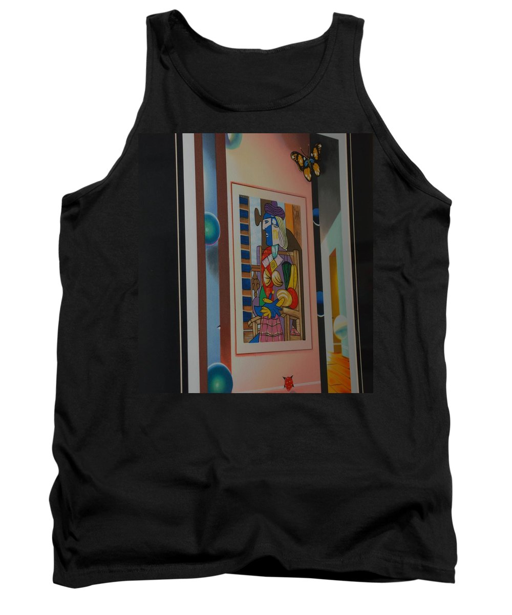 Colors Tank Top featuring the photograph Colors by Rob Hans