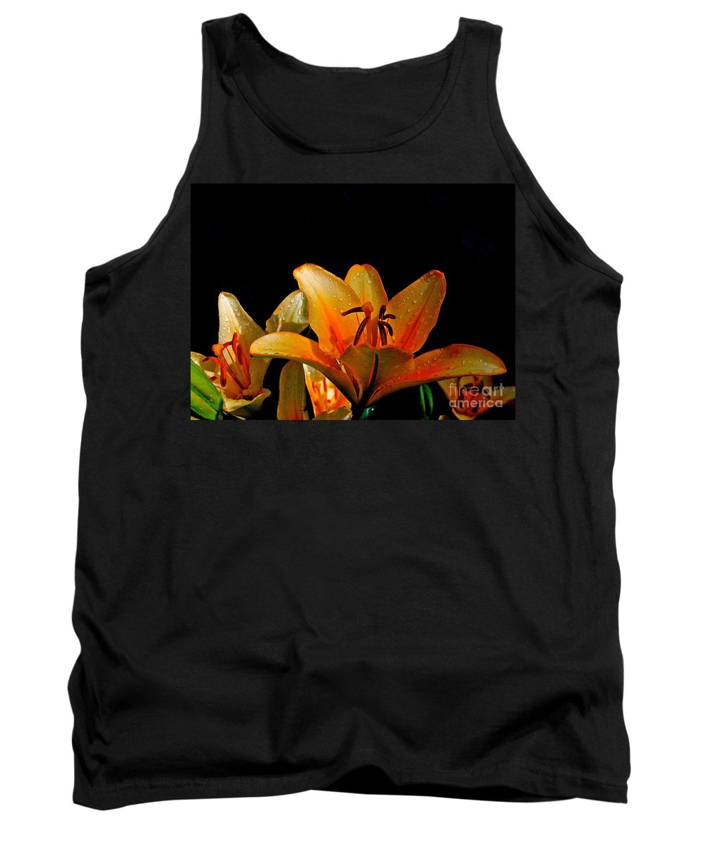 Tags: Tank Top featuring the photograph Creation by Robert Pearson
