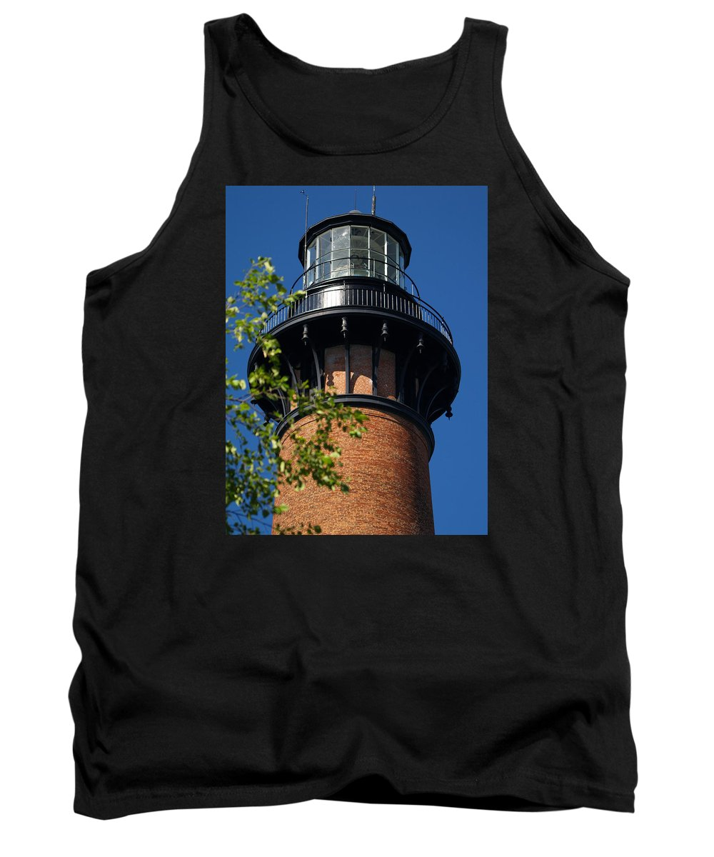 Ann Keisling Tank Top featuring the photograph Currituck by Ann Keisling