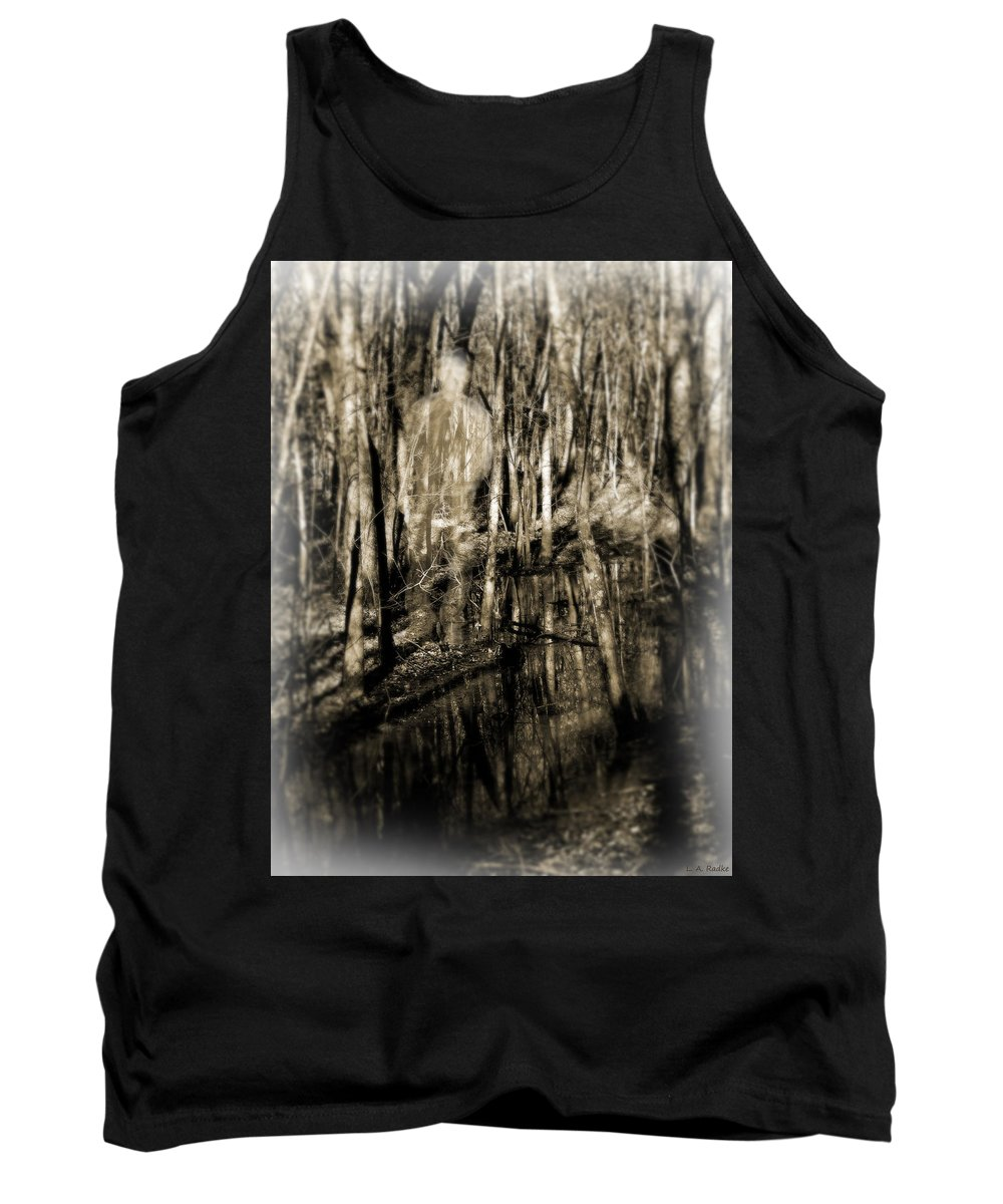 Lauren Radke Tank Top featuring the photograph Dimensions by Lauren Radke