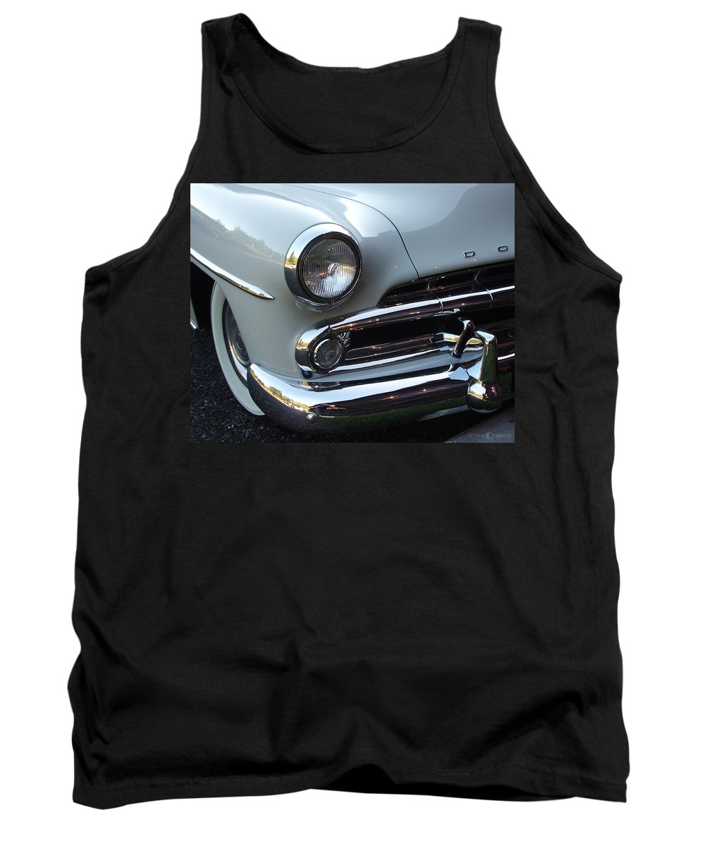 Dodge Tank Top featuring the photograph Dodge by Tim Nyberg