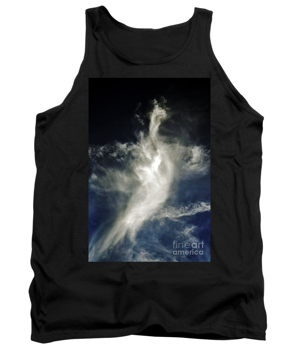 Clay Tank Top featuring the photograph Dragon Cloud by Clayton Bruster