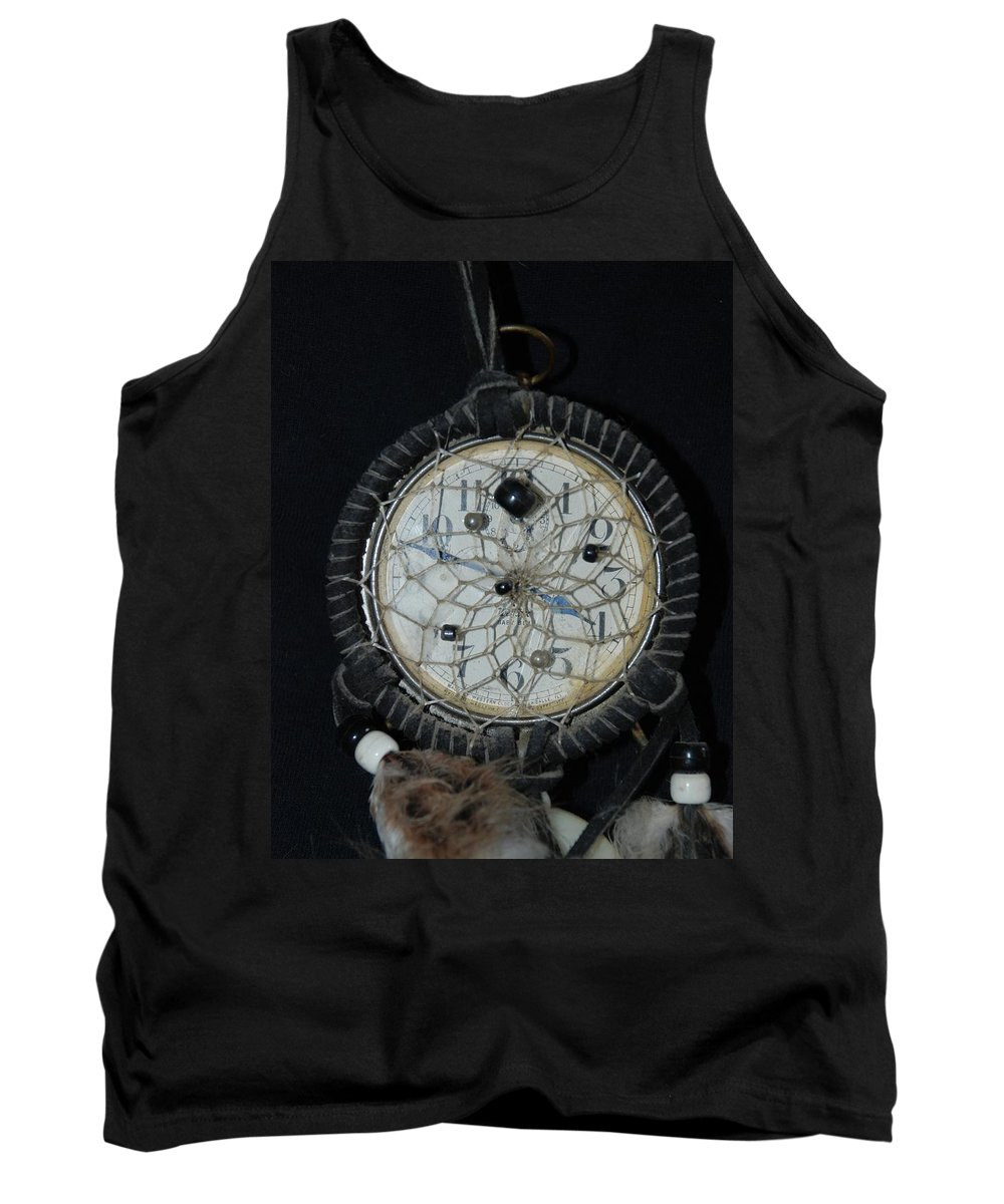 Dream Catcher Tank Top featuring the photograph Dream Catcher Time by Rob Hans