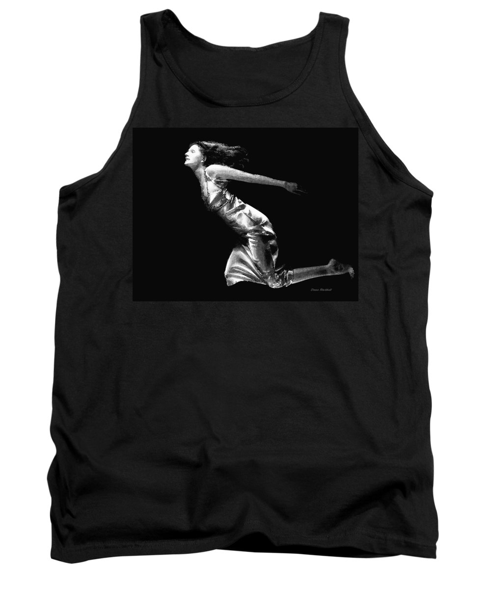 People Tank Top featuring the photograph Dream State by Donna Blackhall