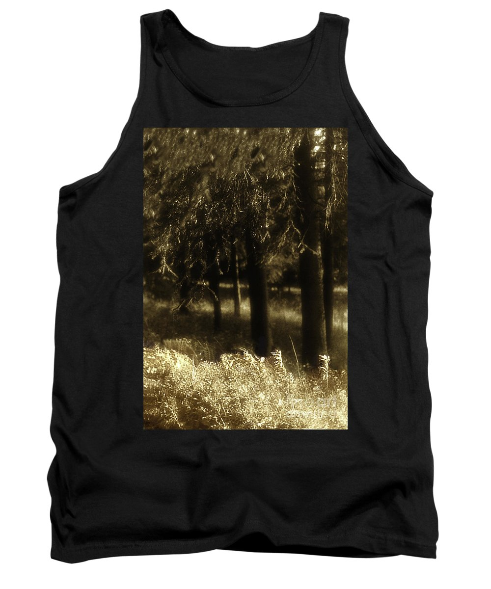 Trees Tank Top featuring the photograph Dreamscape by Madeline Ellis