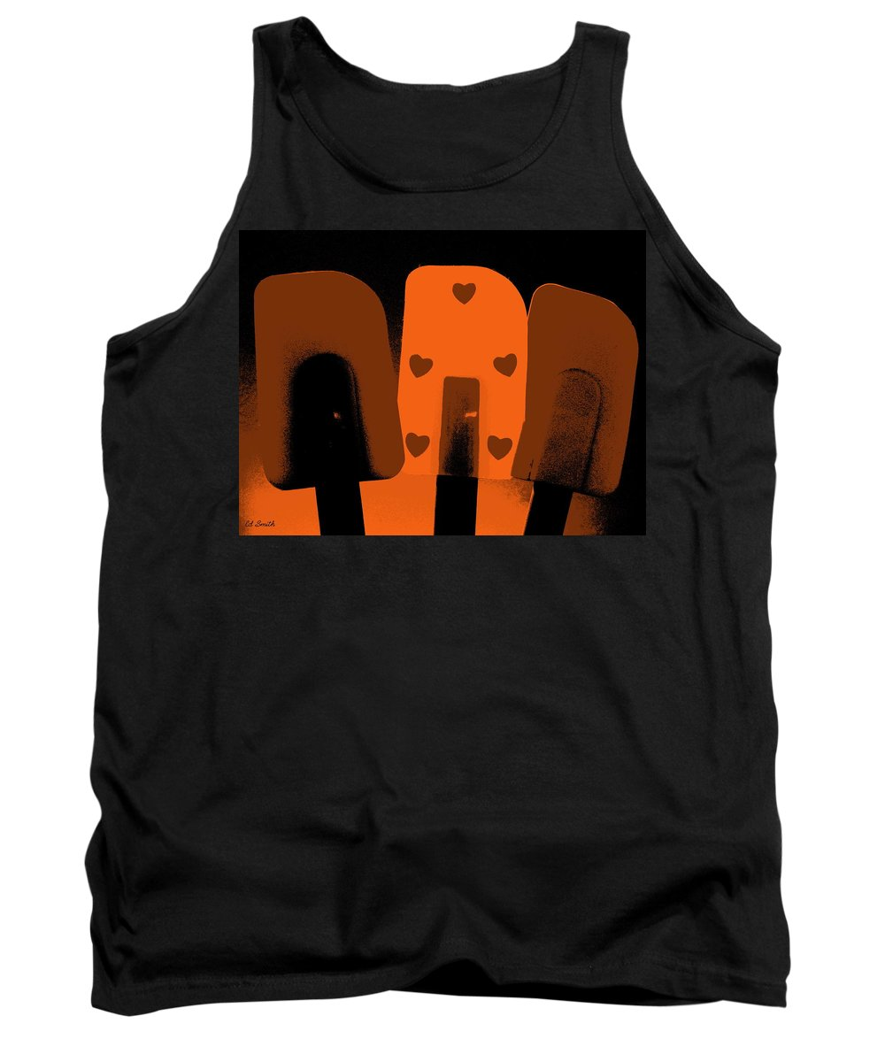 Dreamsicles Tank Top featuring the photograph Dreamsicles by Edward Smith