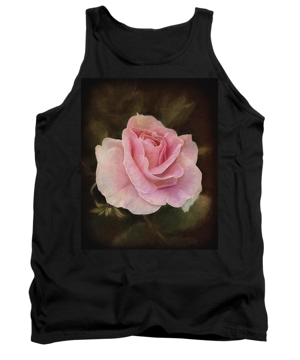 Flower Tank Top featuring the photograph Dreamy by Marcia Colelli