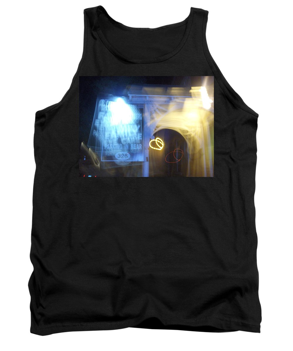 Photograph Tank Top featuring the photograph Eye Doctor by Thomas Valentine
