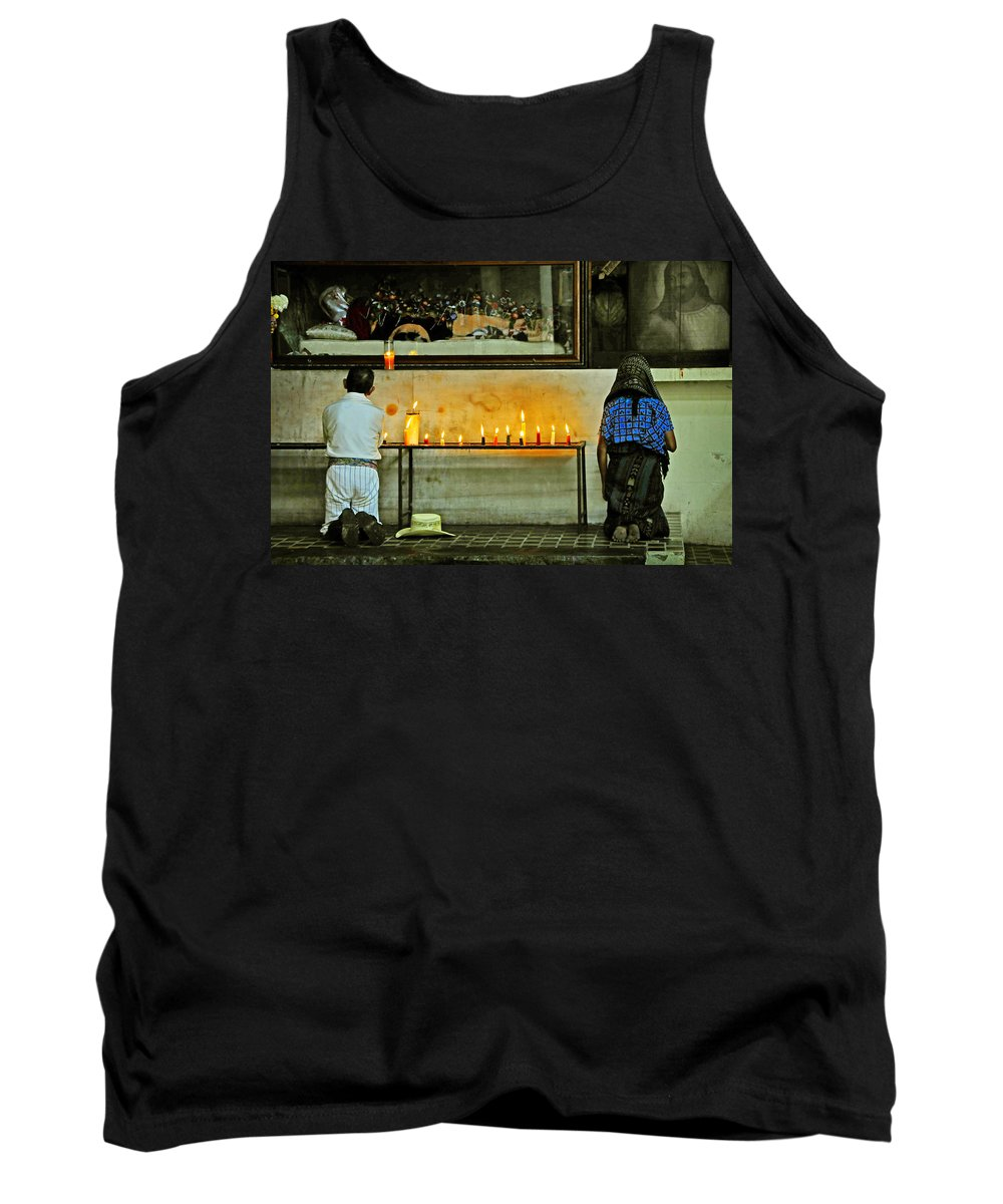 Skip Hunt Tank Top featuring the photograph Faith by Skip Hunt