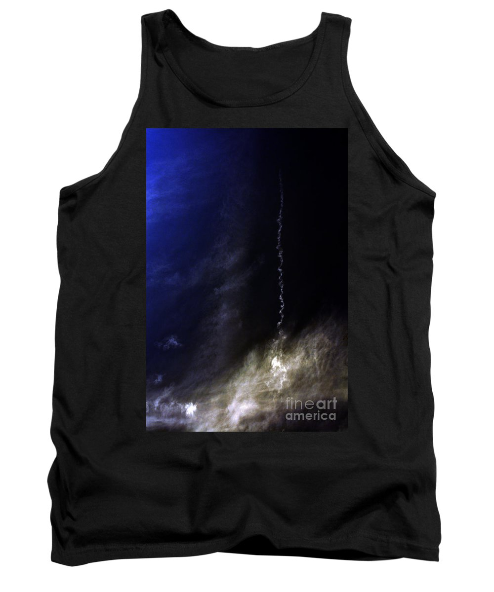 Clay Tank Top featuring the photograph Fallen by Clayton Bruster