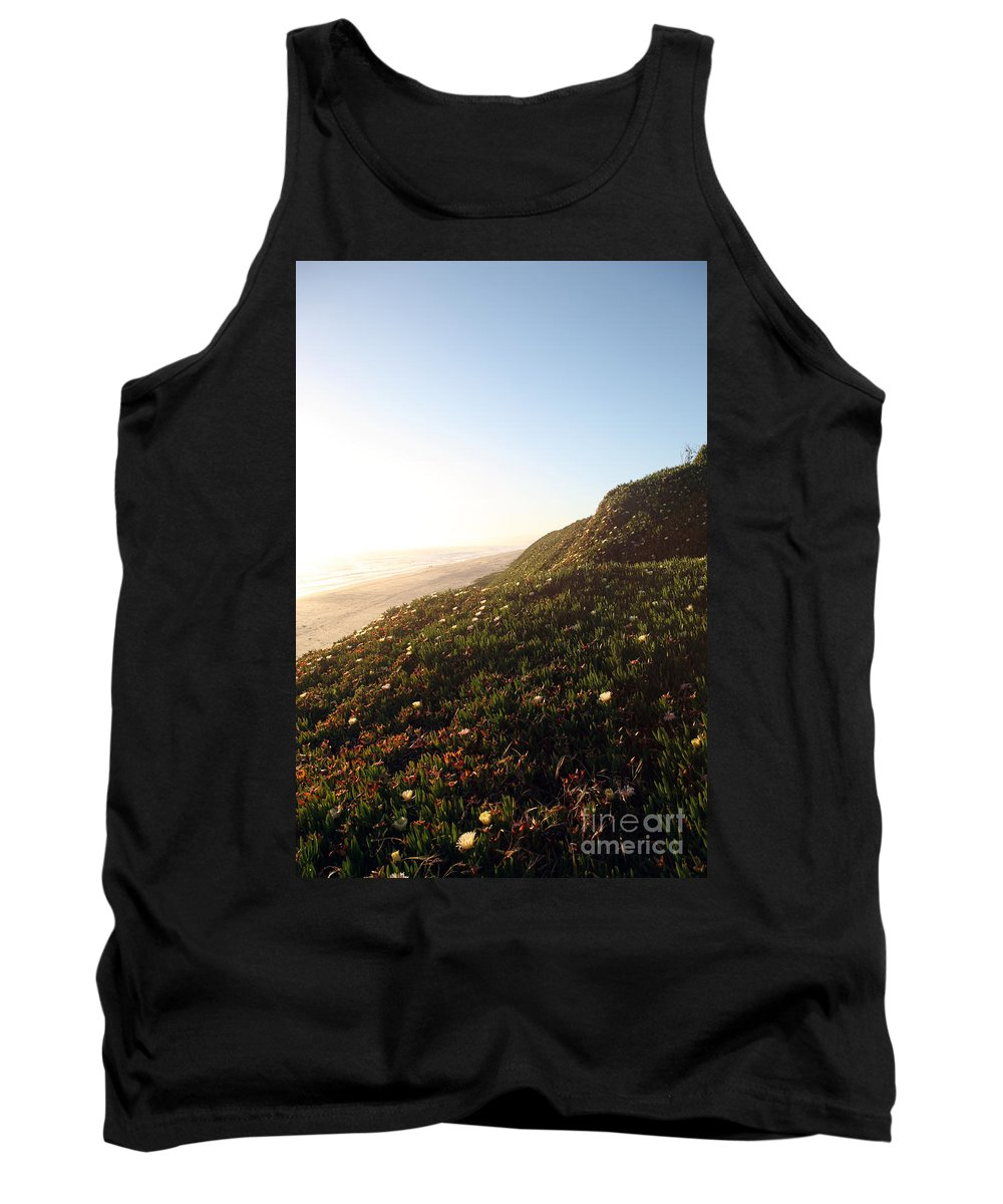 california Coast Tank Top featuring the photograph Feels Like Home by Amanda Barcon