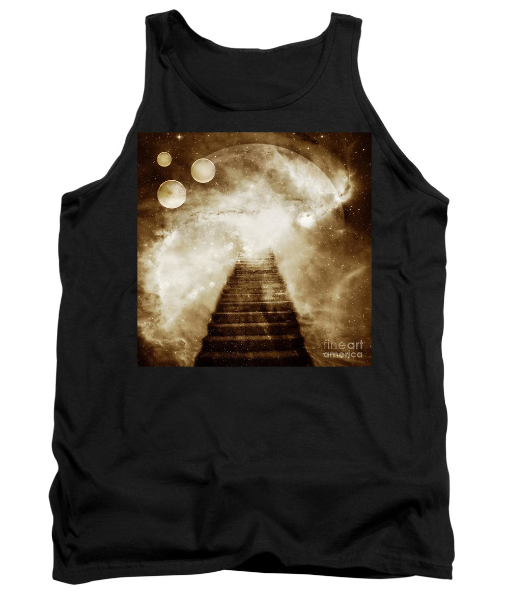 Fantasy Tank Top featuring the photograph Final Destination by Jacky Gerritsen