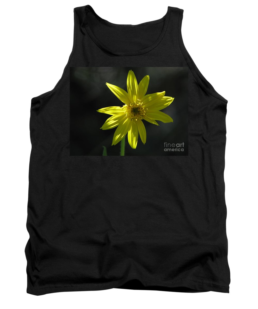 Light Tank Top featuring the photograph Floral by Amanda Barcon