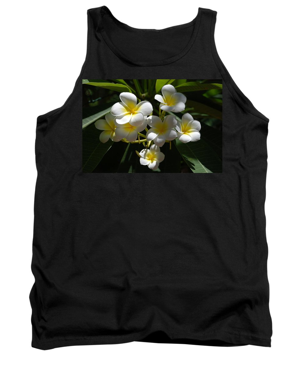 Nature Tank Top featuring the photograph Floral Beauties by Rob Hans