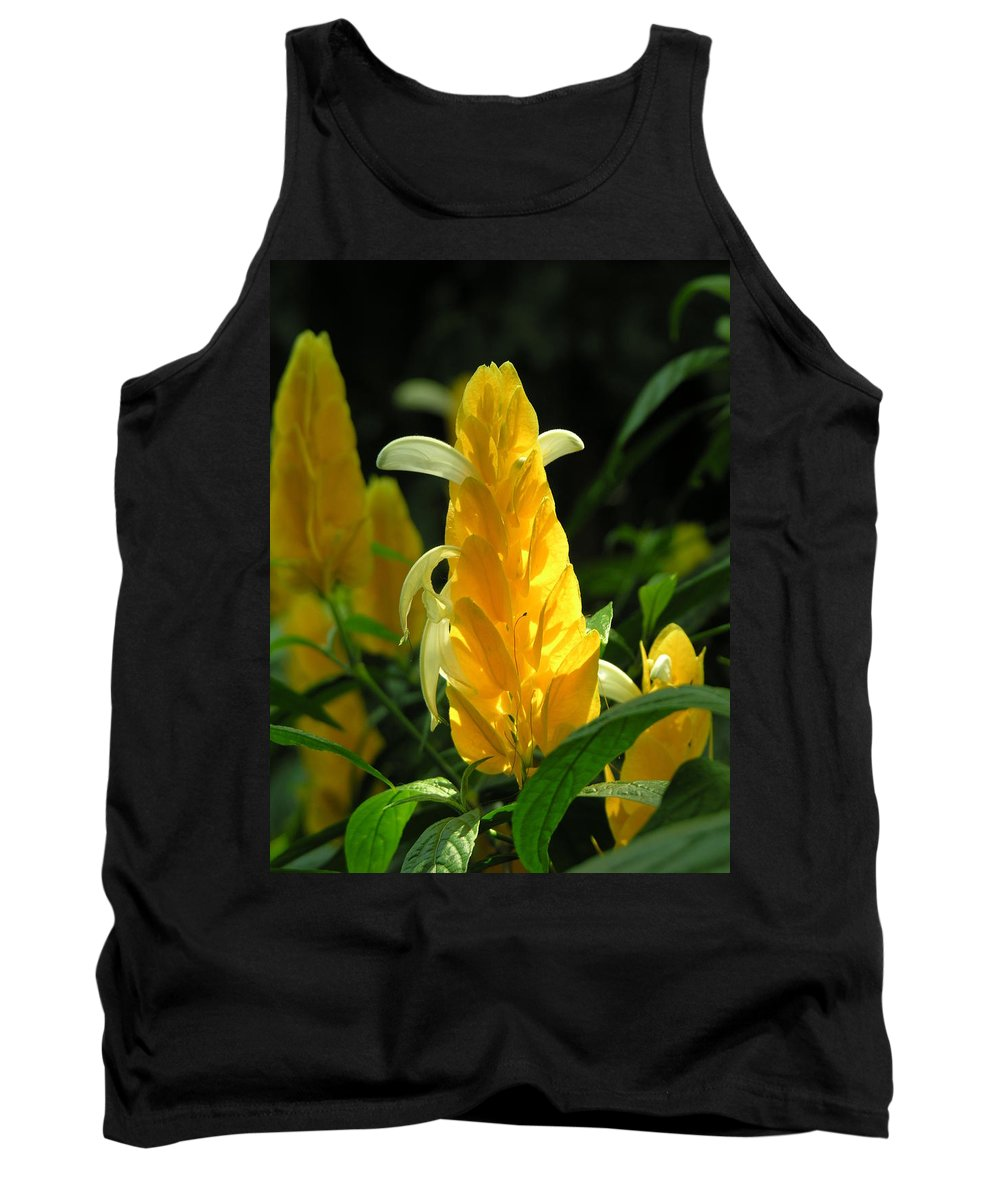 Flower Tank Top featuring the photograph Flower by Diane Greco-Lesser