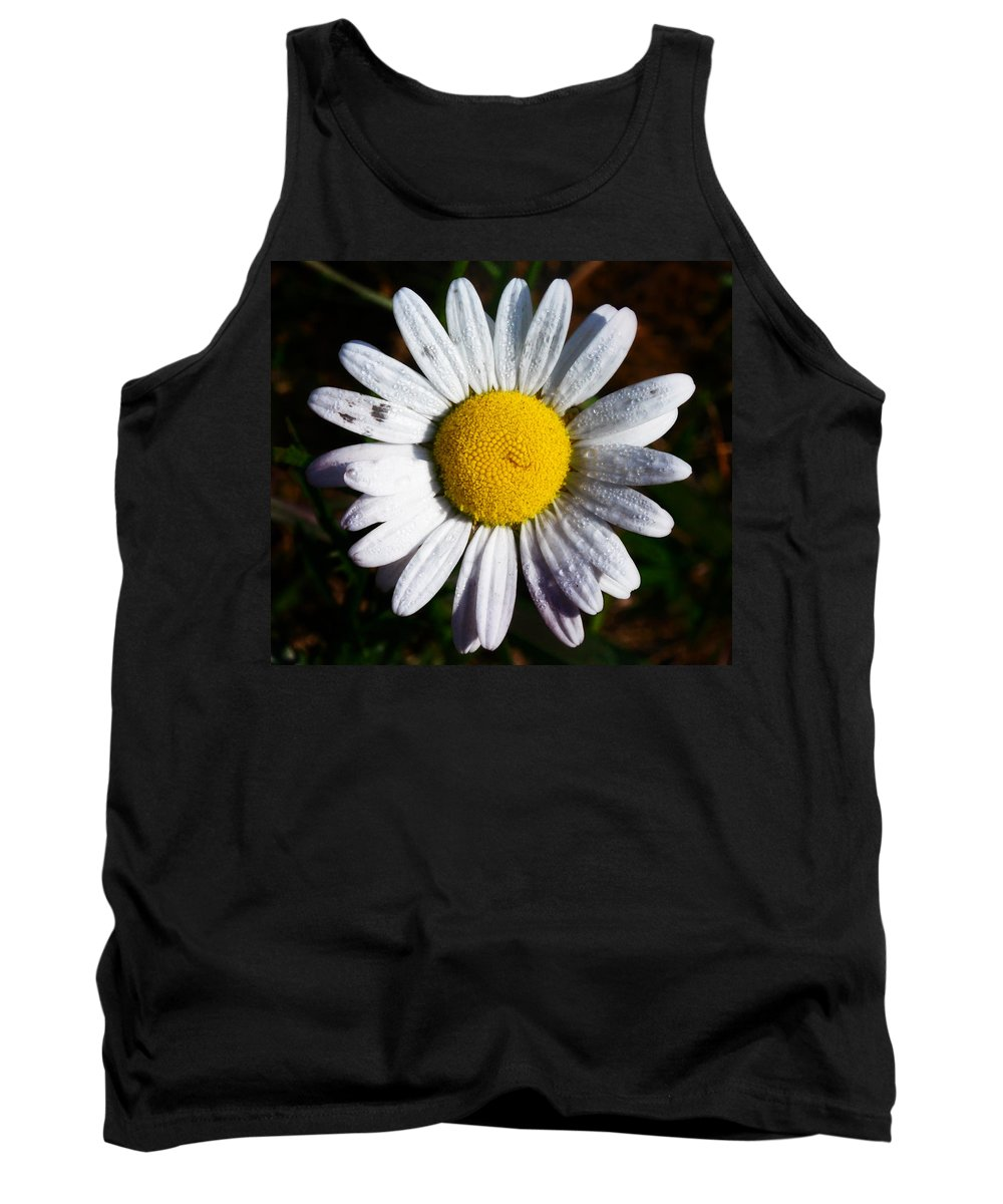 Flowers Tank Top featuring the photograph Flower Power by Bill Cannon