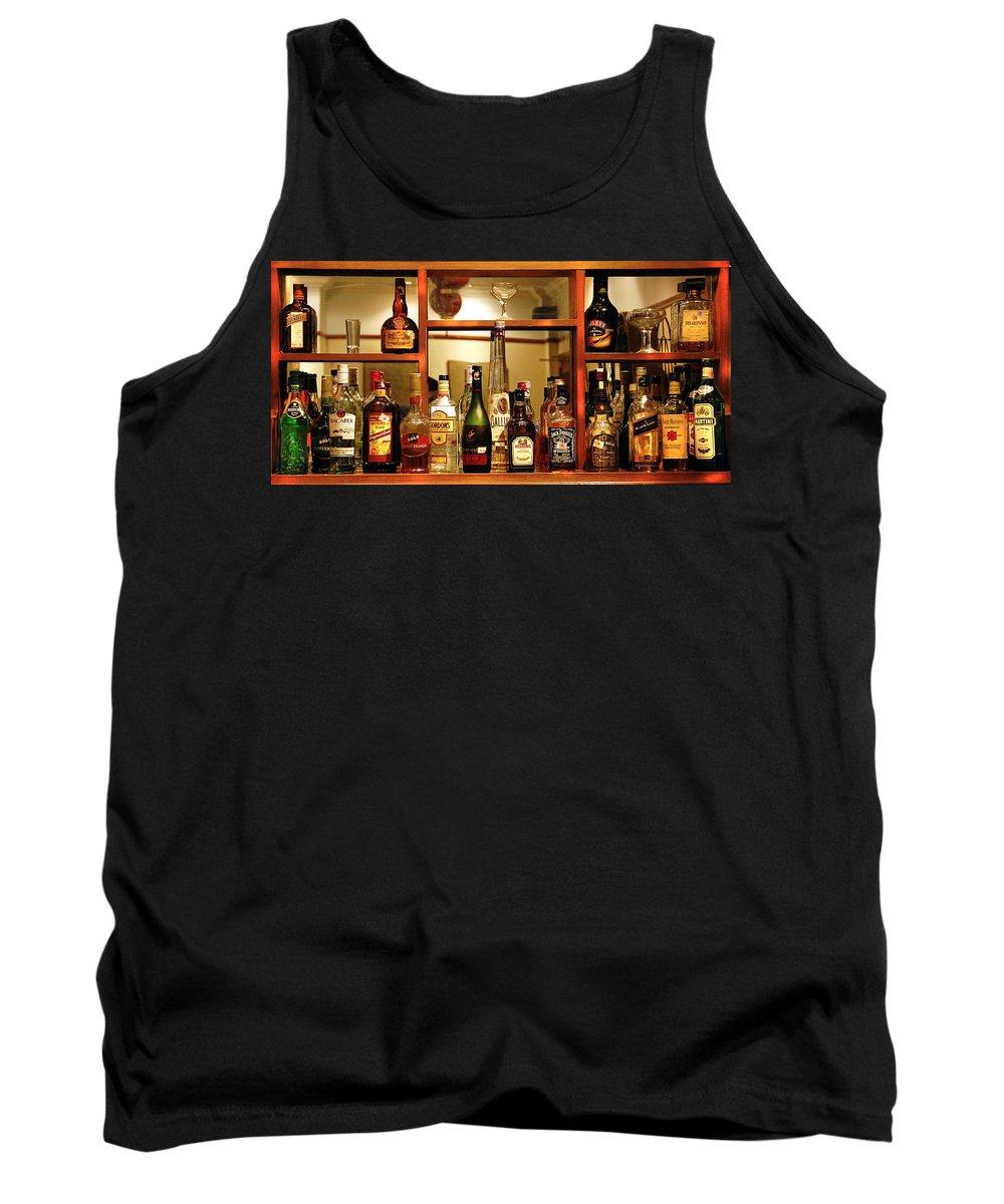 Tank Top featuring the photograph For My Friends by Charuhas Images