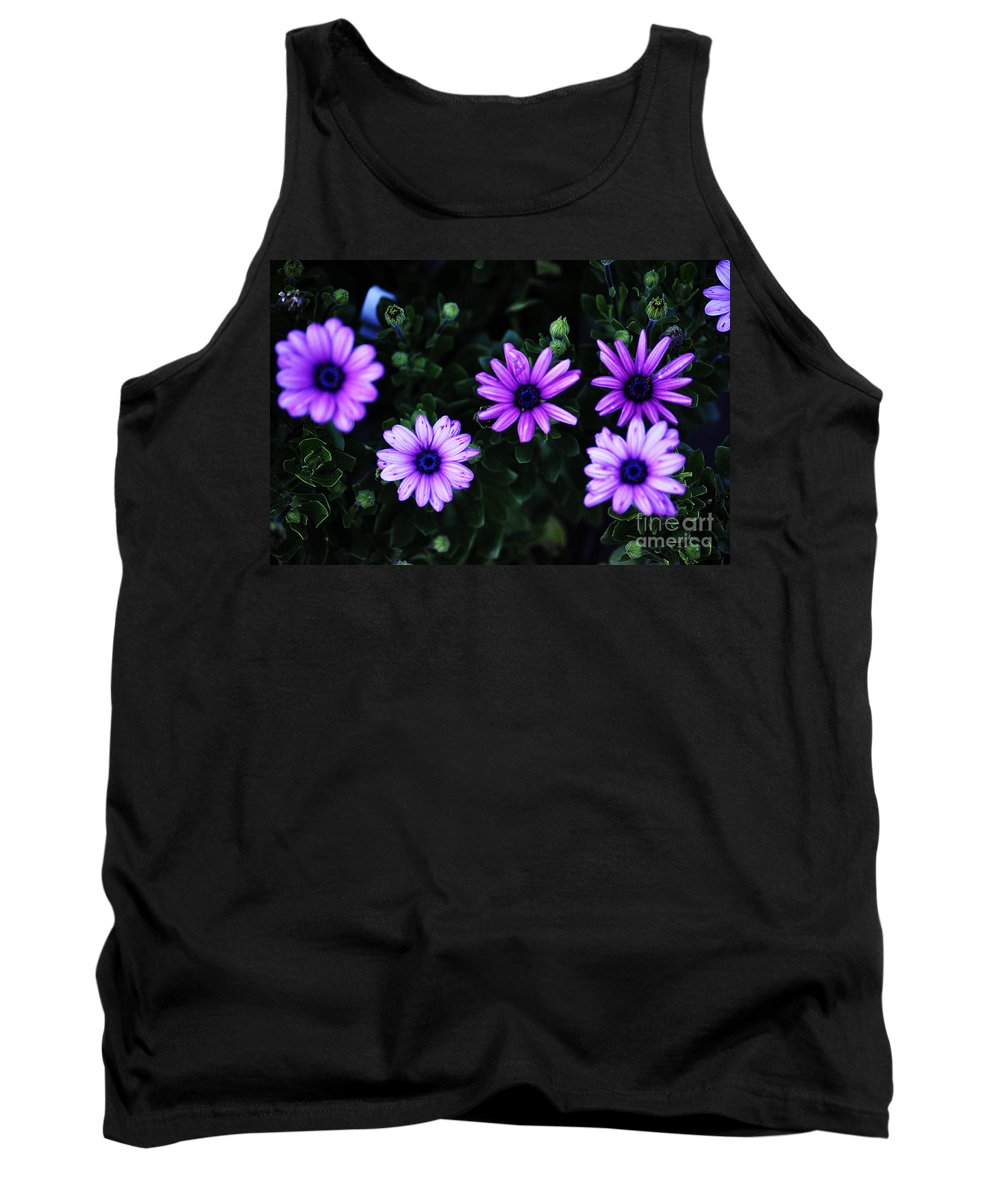 Clay Tank Top featuring the photograph Gears by Clayton Bruster