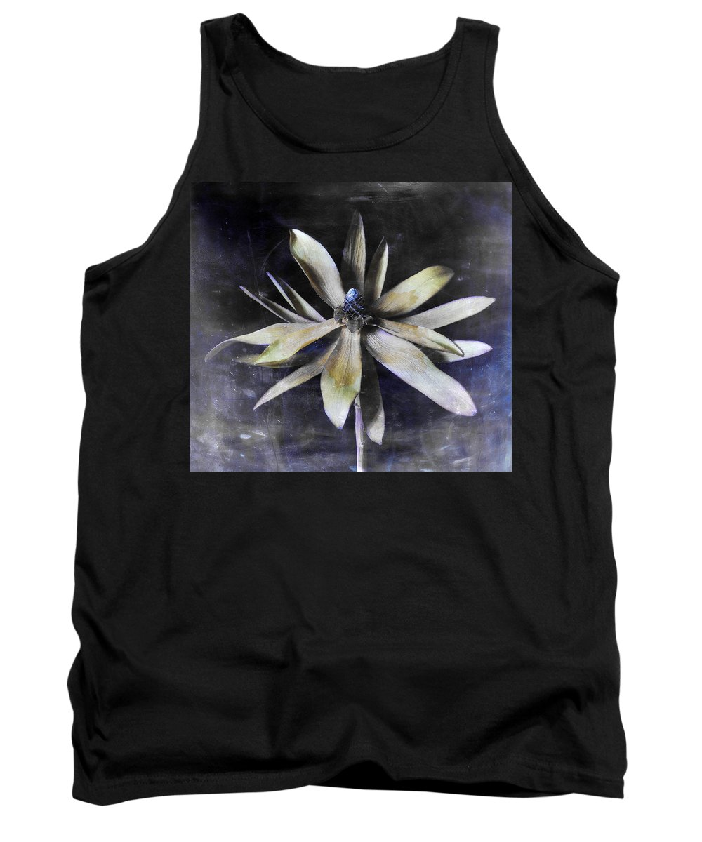 Flora Tank Top featuring the photograph Genus Protea by Wayne Sherriff