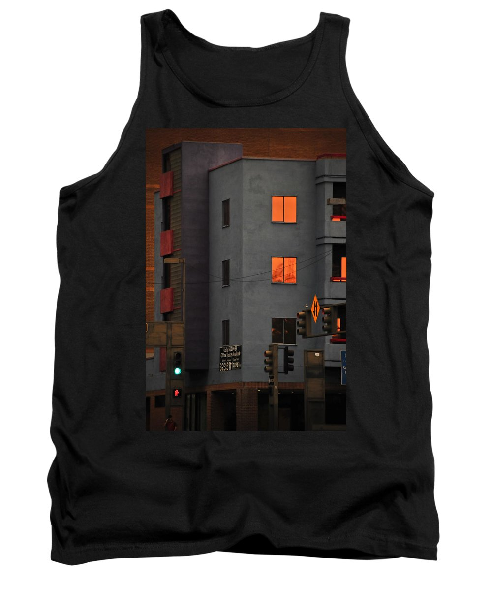 Go Tank Top featuring the photograph Go by Skip Hunt