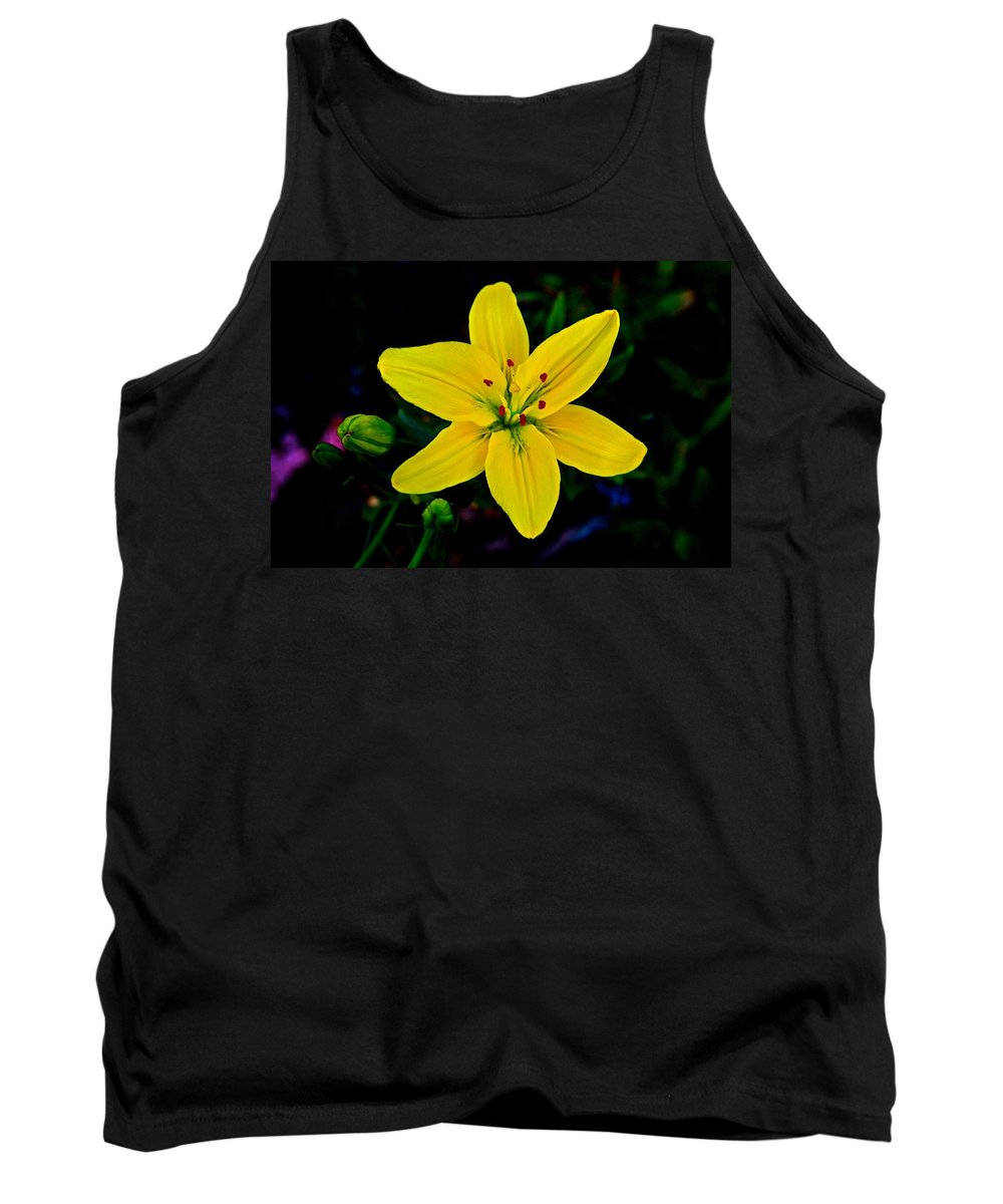 Related Tags: Tank Top featuring the photograph Gods Creation-11 by Robert Pearson