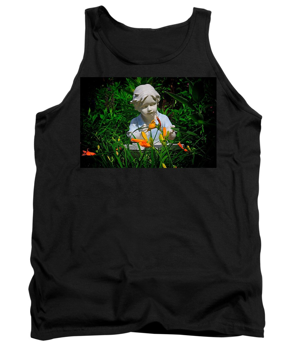 Related Tags: Tank Top featuring the photograph Gods Creation-4 by Robert Pearson