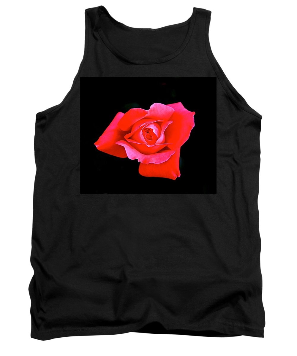 Related Tags: Tank Top featuring the digital art Gods Creation-9 by Robert Pearson