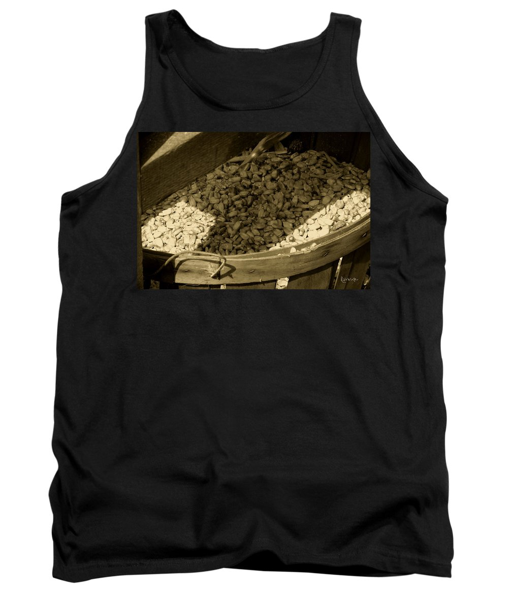 Agriculture Tank Top featuring the photograph Grist For The Mill by RC DeWinter