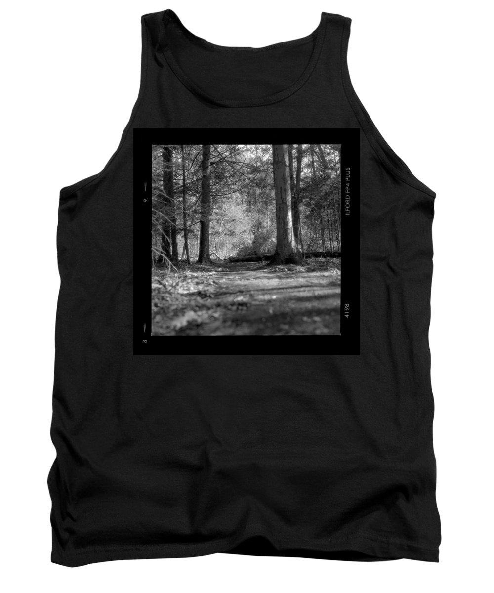 Trees Tank Top featuring the photograph Ground Floor by Jean Macaluso