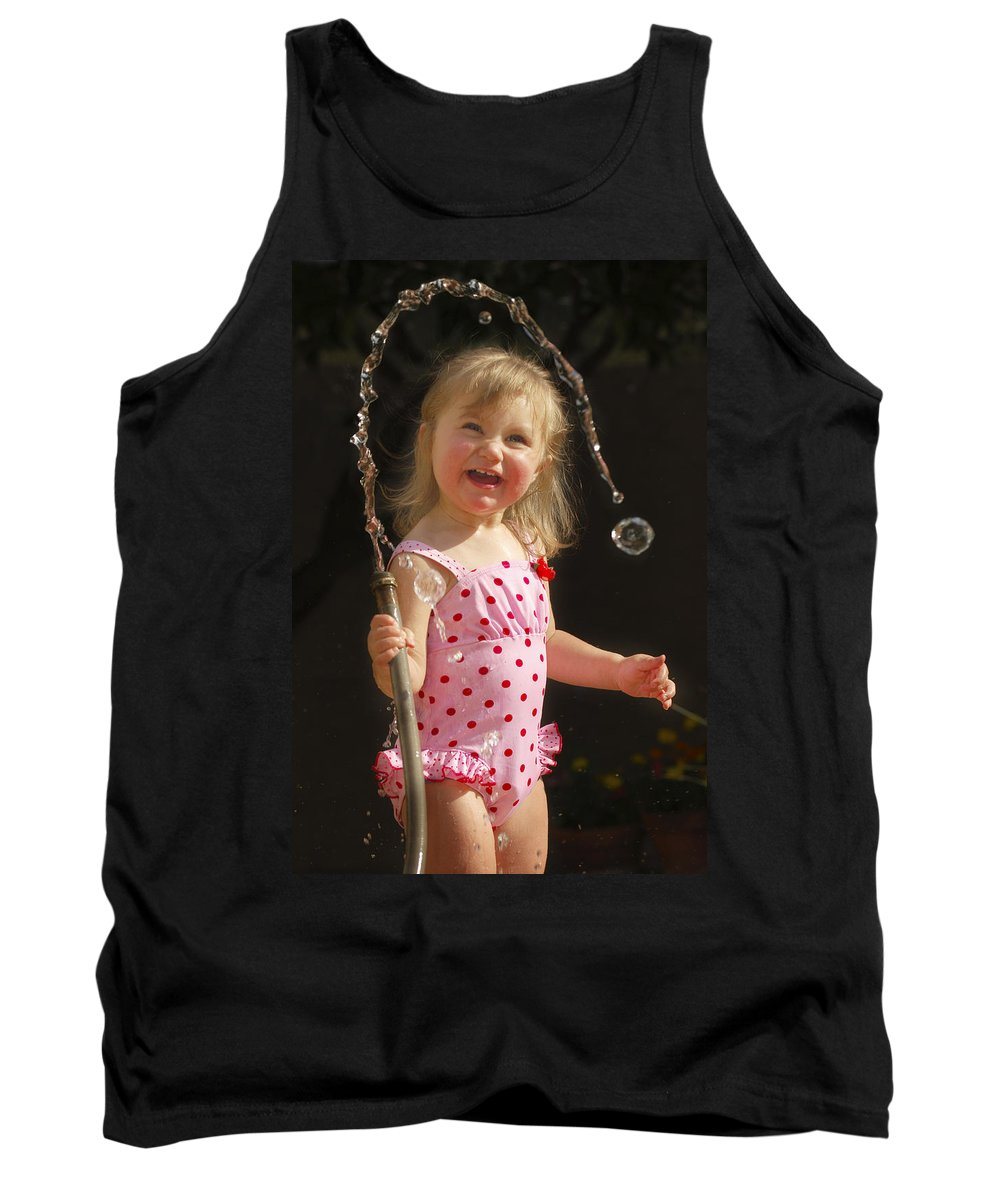 Happy Contest Tank Top featuring the photograph Happy Contest 2 by Jill Reger