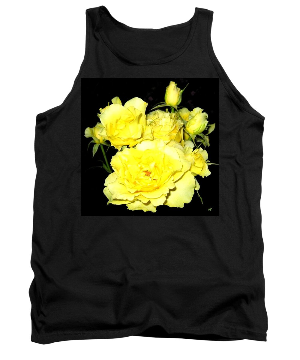 Roses Tank Top featuring the photograph Heaven Scent by Will Borden