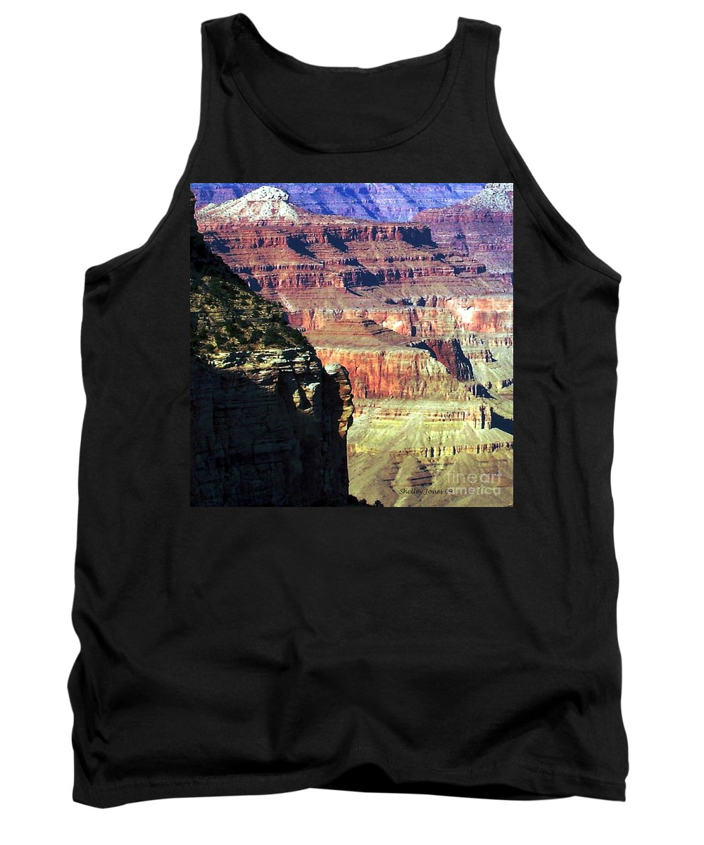 Photograph Tank Top featuring the photograph Heritage by Shelley Jones
