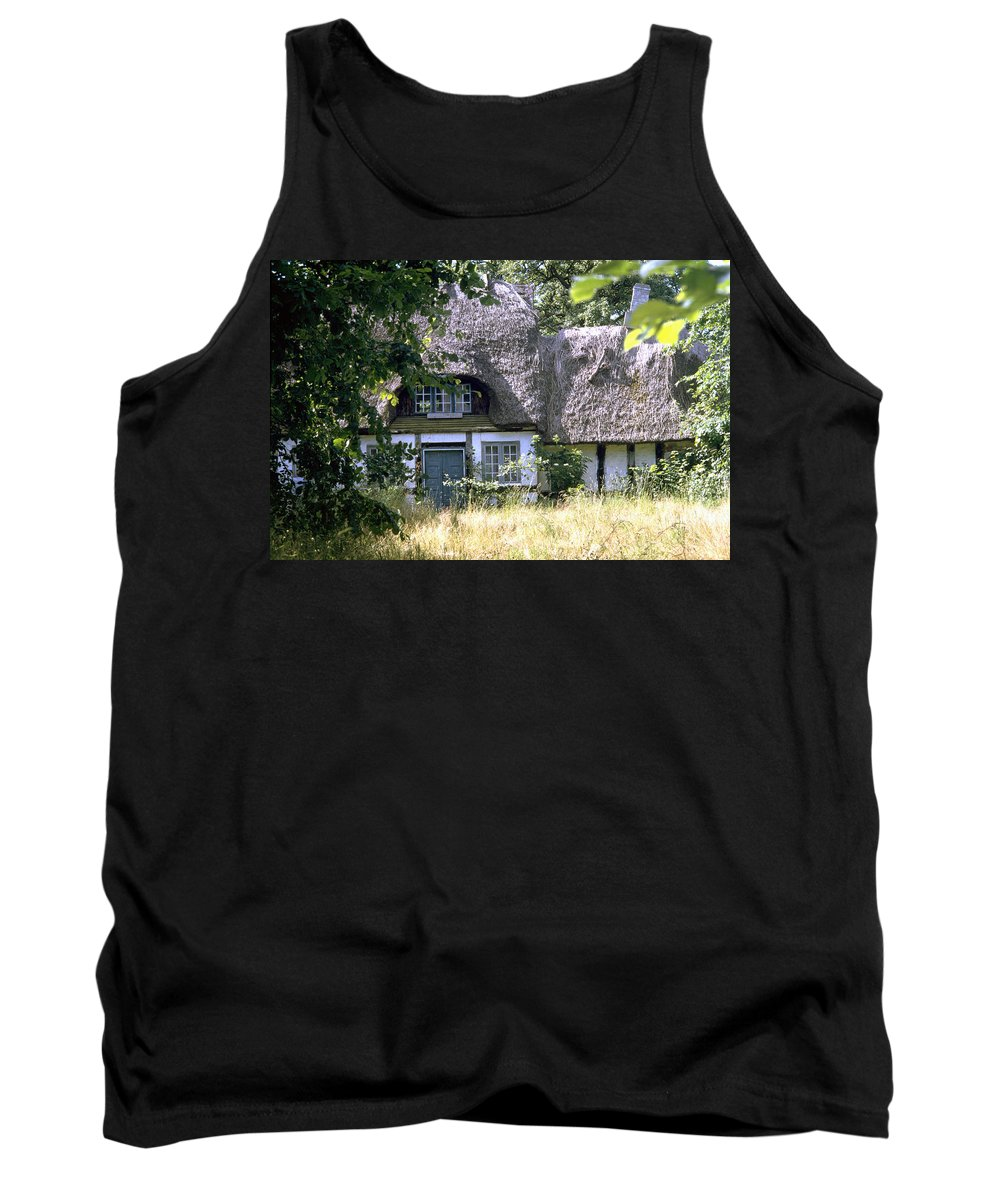 Denmark Tank Top featuring the photograph Hidden Beauty by Flavia Westerwelle