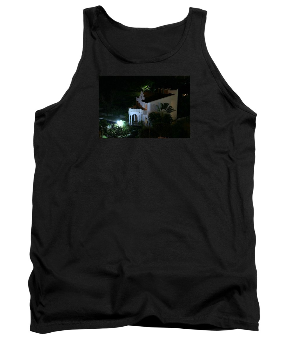 Photography Tank Top featuring the photograph Illumination by J R Seymour