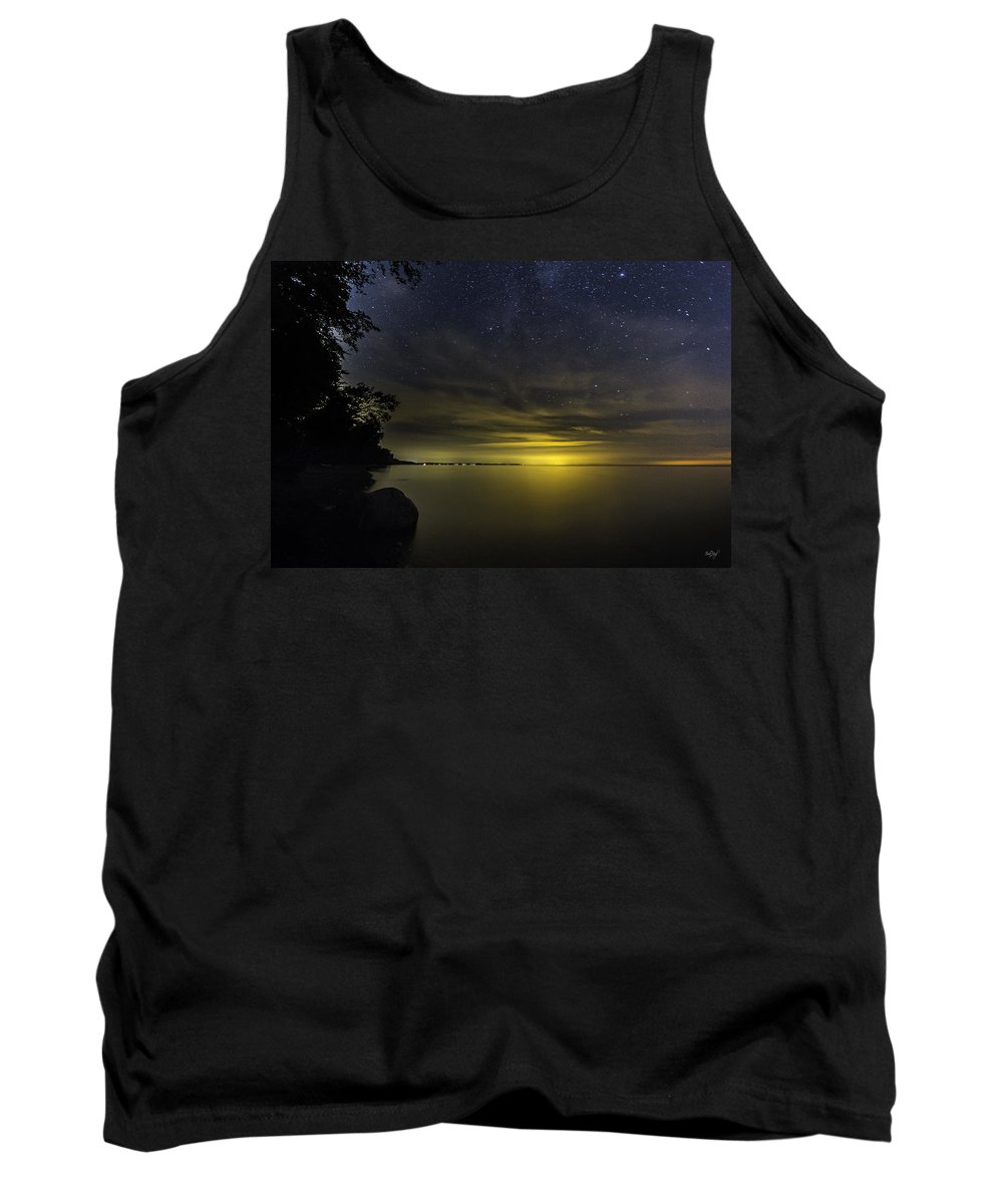 Stars Tank Top featuring the photograph Imagine by Everet Regal