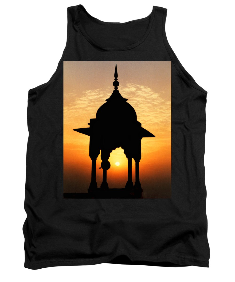 India Tank Top featuring the photograph India by Kurt Van Wagner