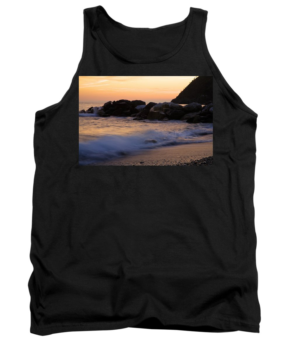Italy Tank Top featuring the photograph Italian Sunsets by Ian Middleton