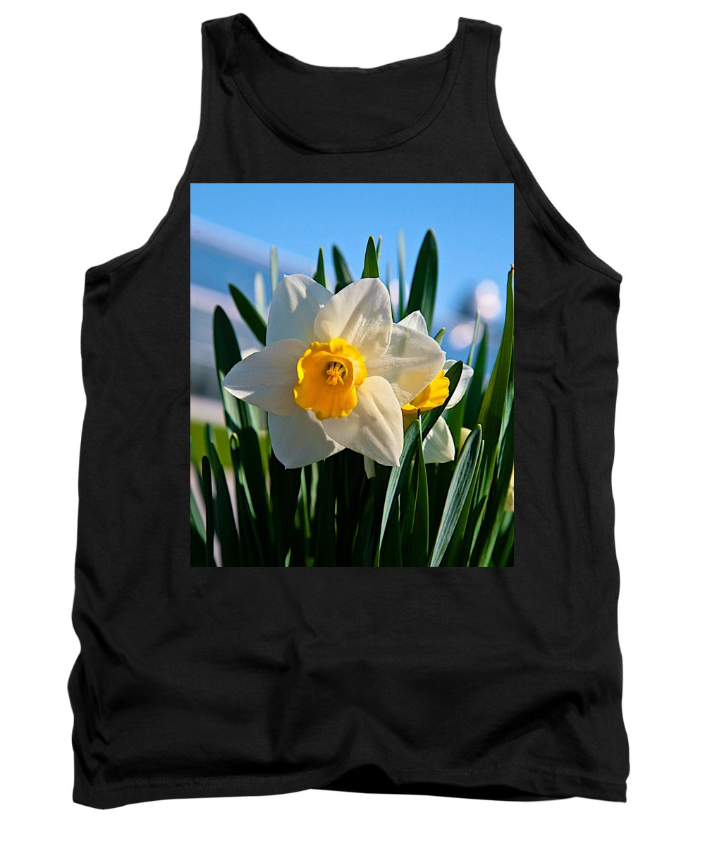 Plant Tank Top featuring the photograph Its Spring by Robert Pearson