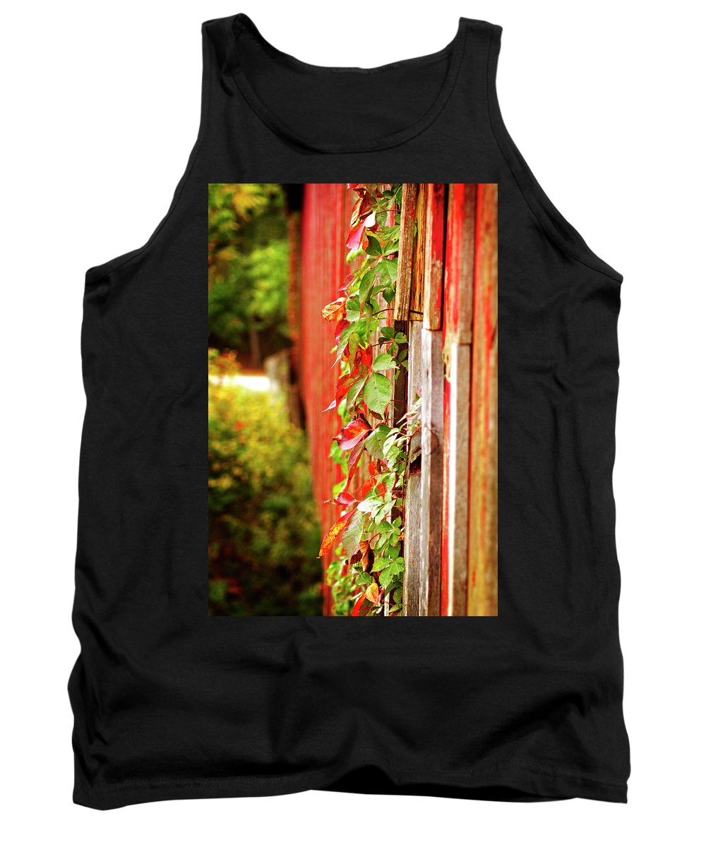 Tank Top featuring the photograph Ivy by Absorb Productions