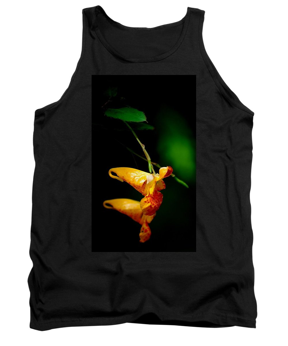 Digital Photograph Tank Top featuring the photograph Jewel by David Lane