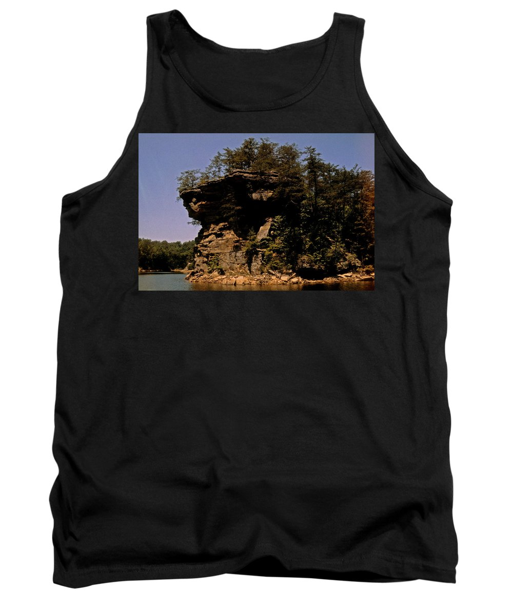 Kentucky Tank Top featuring the photograph Kentucky Wonder by Gary Wonning
