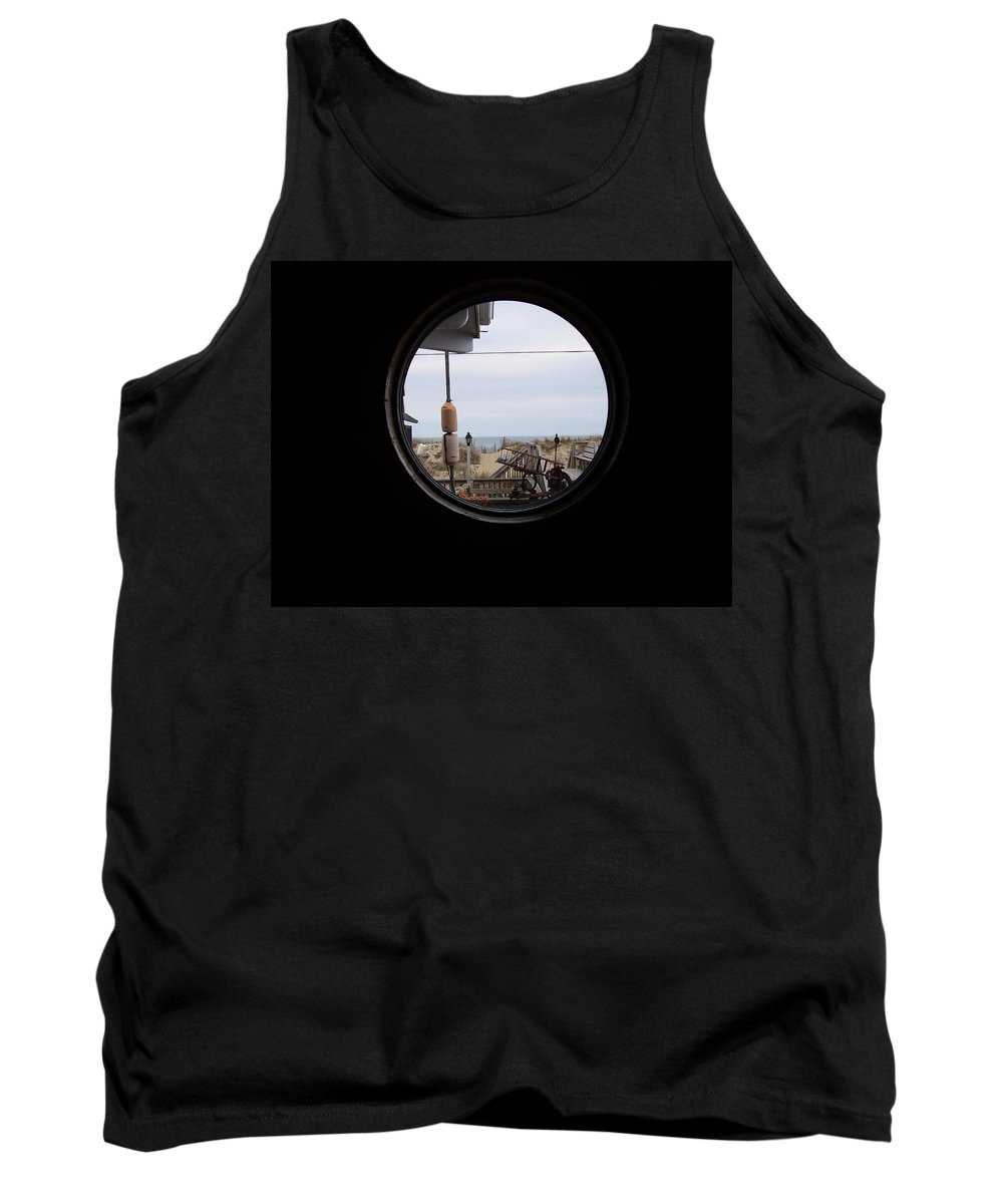 Kitty Hawk Tank Top featuring the photograph Kitty Hawk by Flavia Westerwelle
