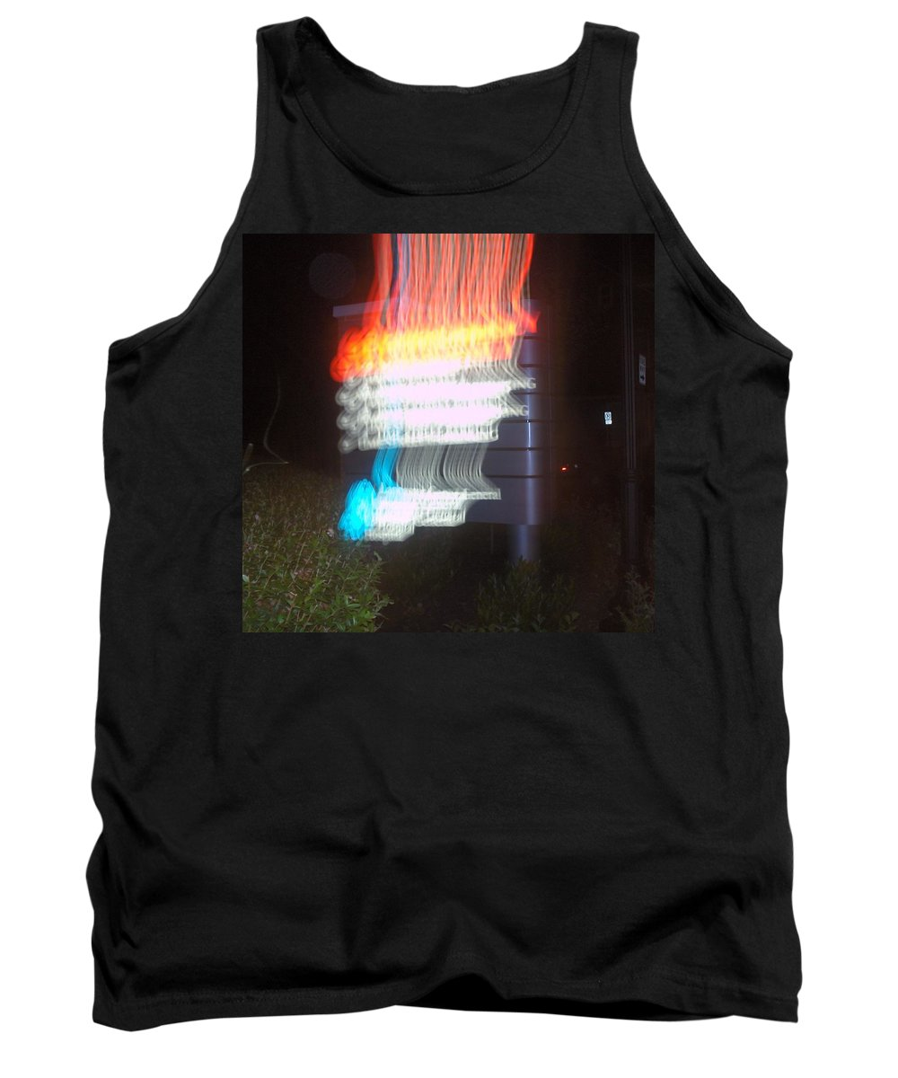 Photograph Tank Top featuring the photograph Lancaster General Emergency Room by Thomas Valentine