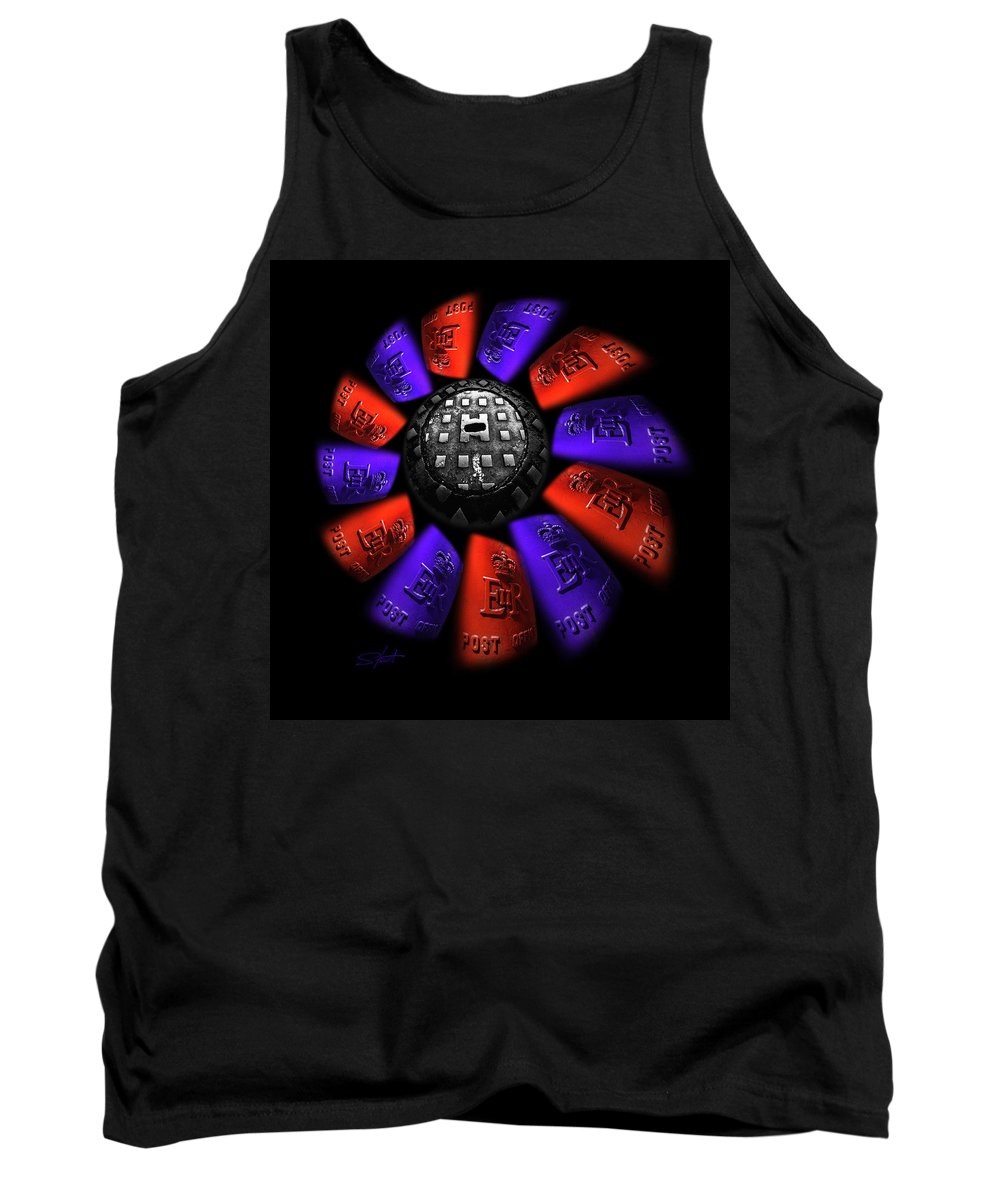 Military Tank Top featuring the photograph Last Orders by Charles Stuart