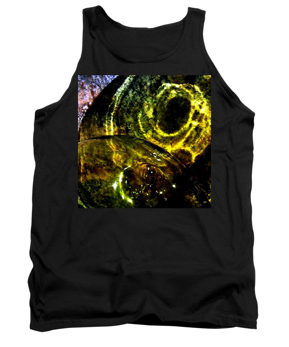 Glass Ball Tank Top featuring the photograph Limelight by Will Borden