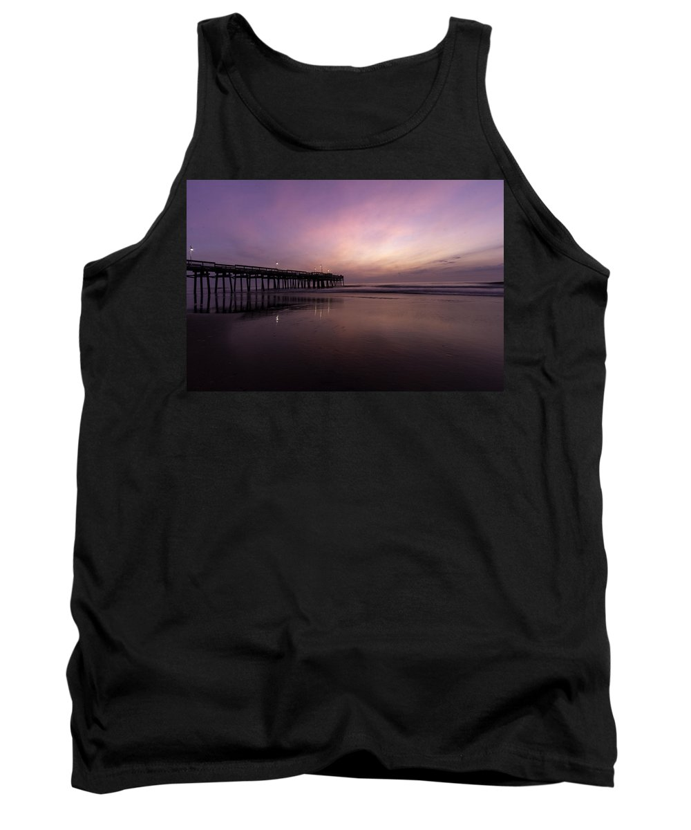 Sunrise Tank Top featuring the photograph Little Island Sunrise by Pete Federico