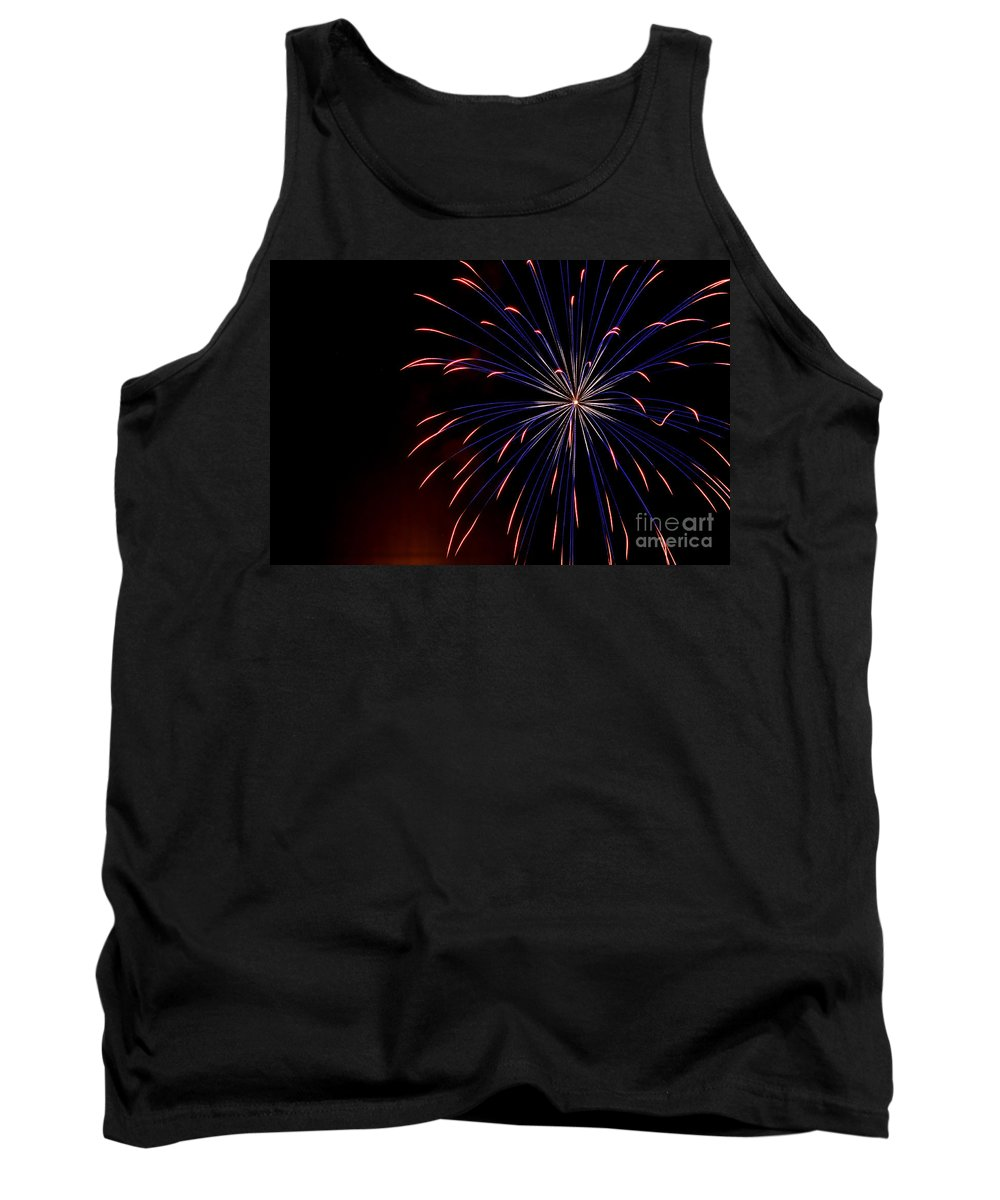 Clay Tank Top featuring the photograph Loner by Clayton Bruster