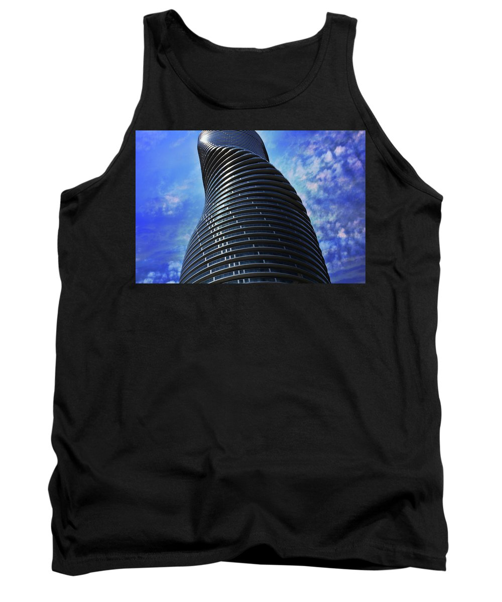 Tank Top featuring the photograph Manroe by Shawn Clarke